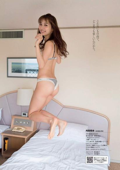2016年8月7日追加 内田理央の画像007
