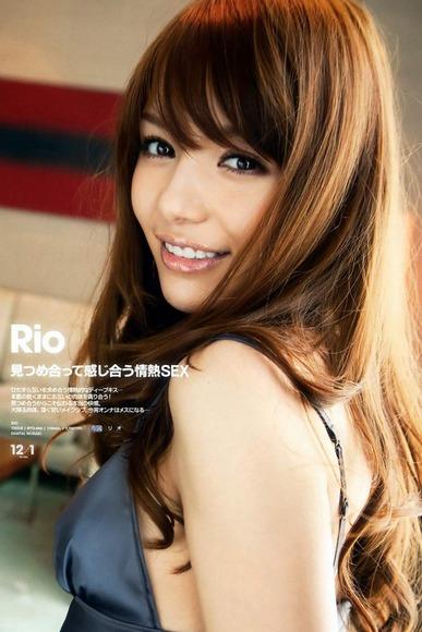 AV女優Rioのエロ画像041
