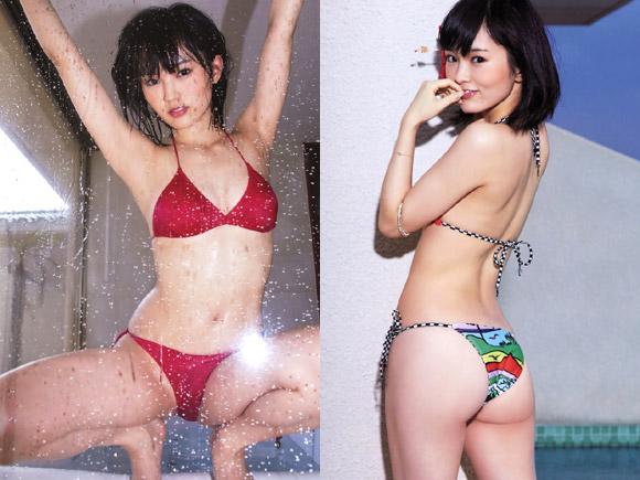 【衝撃】NMBさや姉(21)の新写真集が本気モードで超過激!【M字開脚】
