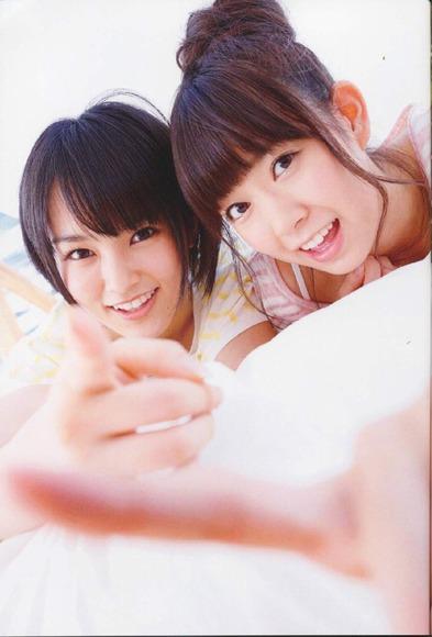 山本彩と渡辺美優紀のコラボ画像020