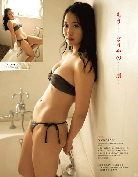200228永尾まりやのセクシー画像015