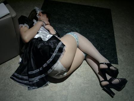 女の子にメイドさんの格好させてエッチなことしたい!_0021