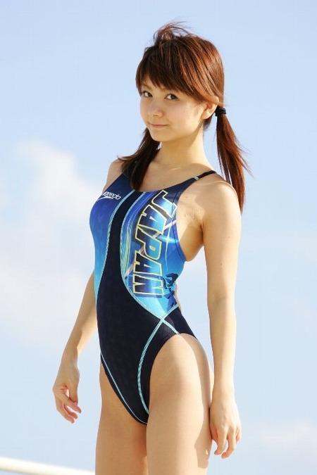 競泳水着のぴっちり感が好き_0020