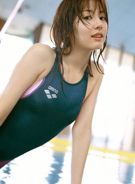 競泳水着のぴっちり感が好き_0015