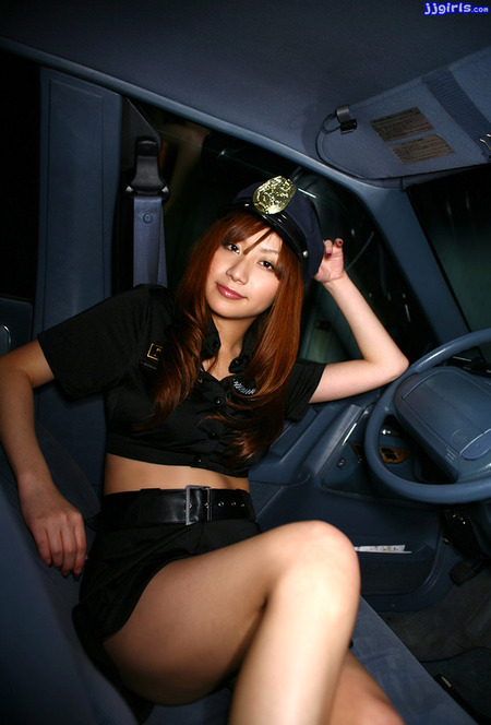 駐禁とられてもいいエロ婦警コスプレ_0014