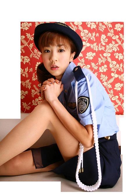 駐禁とられてもいいエロ婦警コスプレ_0012