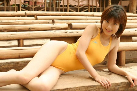 競泳水着のぴっちり感が好き_0010