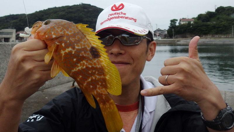 秋の旨い釣り