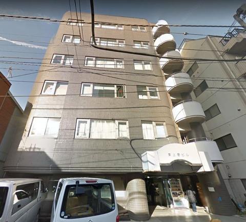 旧上野オフィス外観②