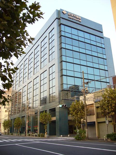 新上野オフィス外観