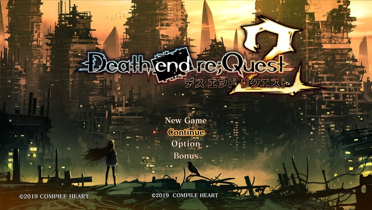 Death end re;Quest2_20200520063741