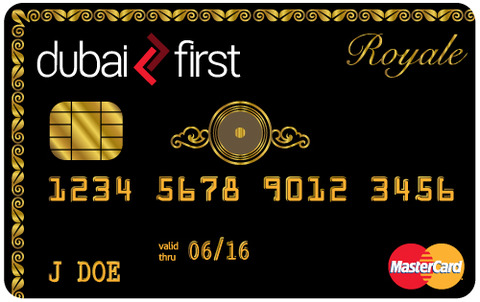 Dubai-First-Royale-MasterCard