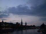 ZURICH evening view