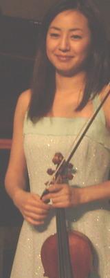 美人&知的&有名 ヴァイオリニスト