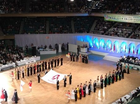THE 36TH JAPAN INTENATIONAL DANCING CHAMPIONSHIPS 2015 002