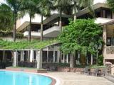 プールのあるホテル