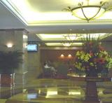 ヴェトナムホテルでの1シーン