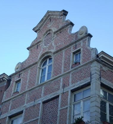 建物 ブルッセル