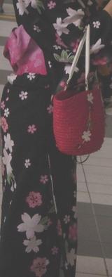 日本人の着物姿
