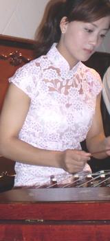 china dress美人