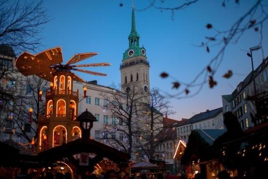 ミュンヘンクリスマスマーケット3 by acwoks
