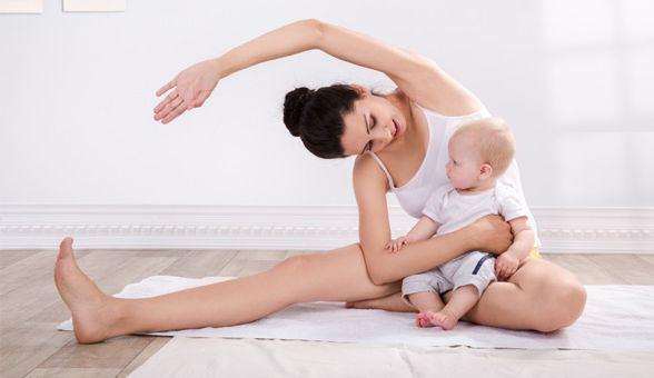 簡単!産後1ヶ月エクササイズ ファーストステップ