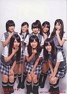 【中古】生写真(AKB48・SKE48)/アイドル/NMB48 NMB48/集合(8人)・全身・制服/共通店舗特典/CD...