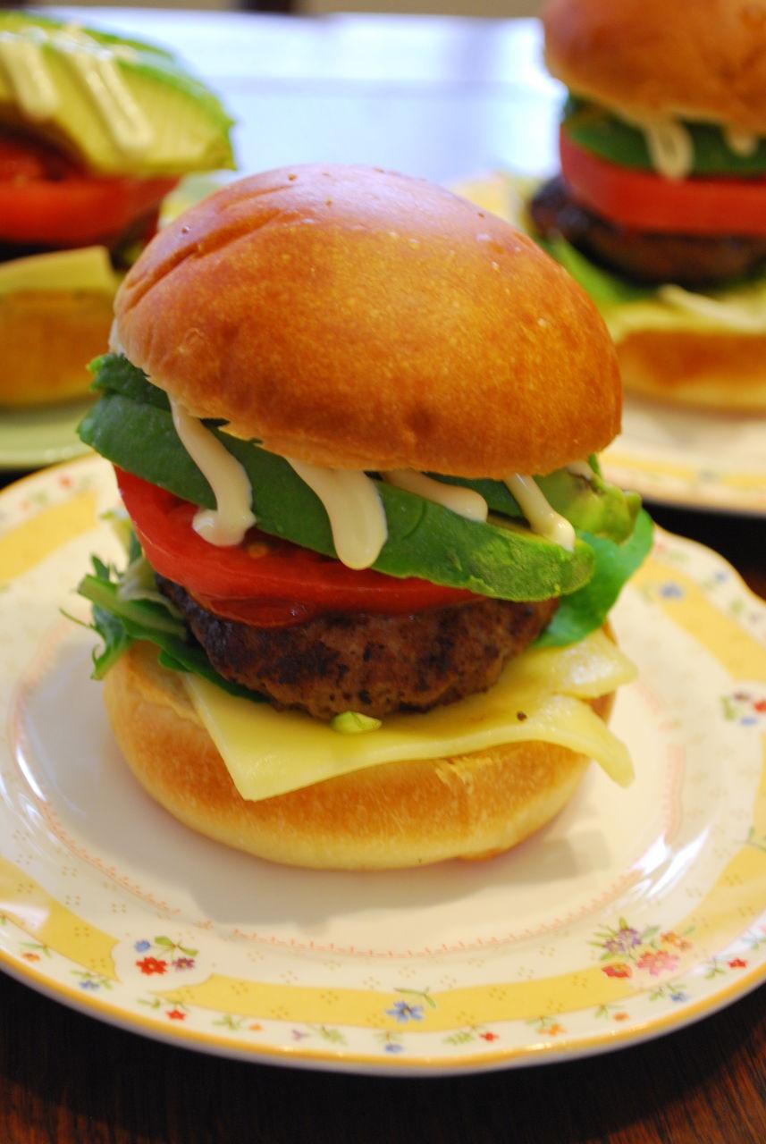 DSC_0017ハンバーガー