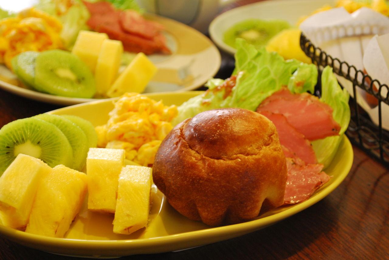 DSC_0013ブリオッシュで朝食