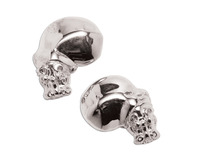 Hippo Stud  Earrings Large Image
