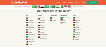 hellofood_countries
