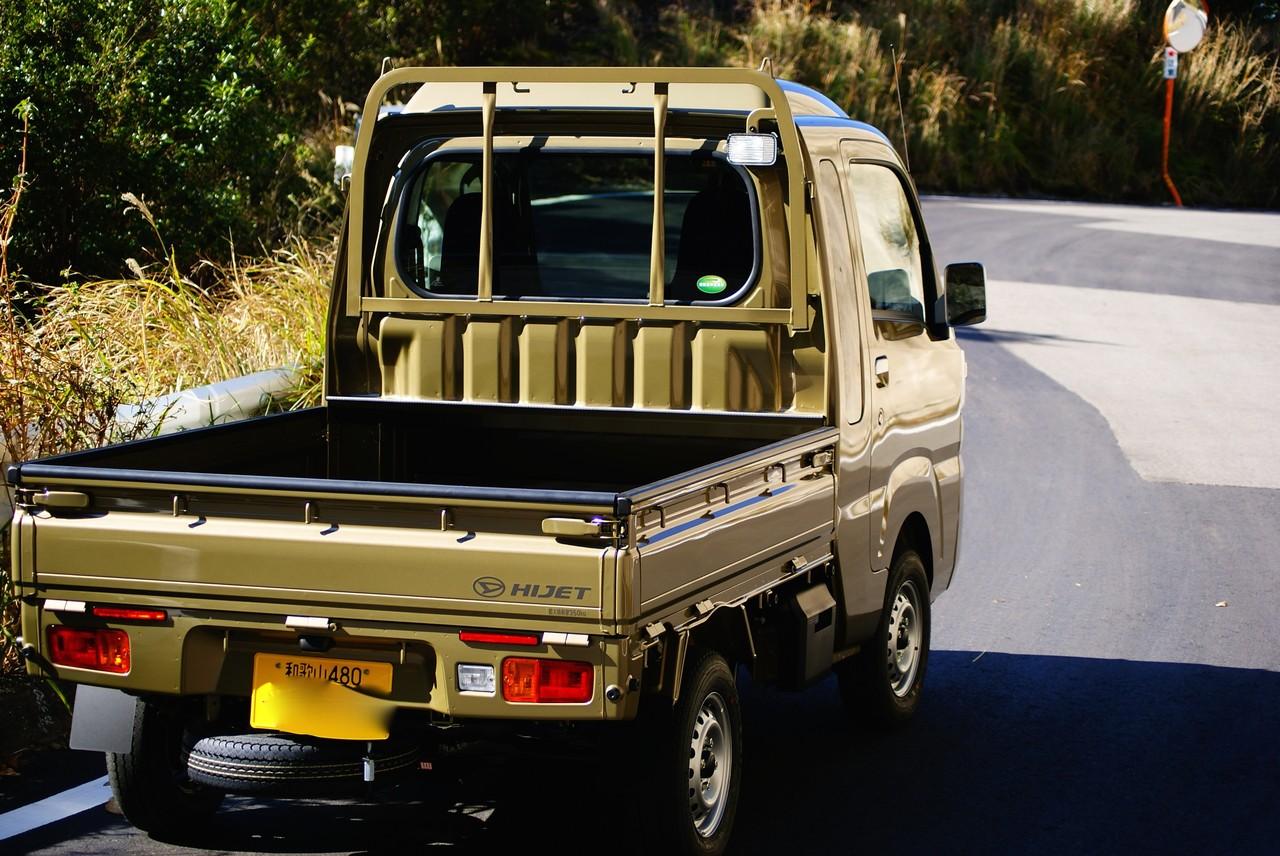 だーとじょい  凸凹人生   納車されたよ新型ハイゼットジャンボ コメントトラックバック