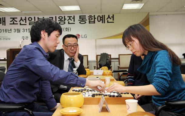 LG杯】第21回LG杯統合予選2回戦...