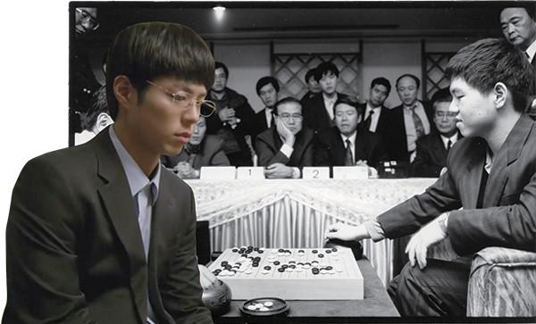<応答せよ1988>に登場する天才囲碁棋士チェ・テク6段はイ・チャンホ9段そっくり。どもりがちな語り口と行動、時計店の主人の息子という点が同じだ。