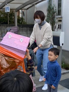 2021/1/7 冬休み 獅子舞ごっこ_210111_16