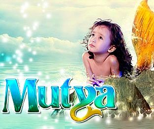 Mutya - child mermaid - Mutya Orquia - Angel Olano
