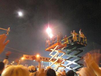 ホノルルマラソン2011スタート