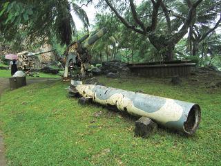 旧日本軍砲台