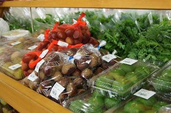 アグリパーク竜王野菜特産品直売所 (2)