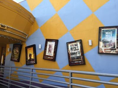グアムの映画館