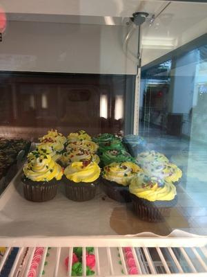 マイクロネシアモールのカップケーキ