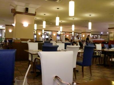 レオパレスリゾートホテル内ビュッフェの料理
