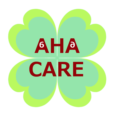 AHAケアロゴ