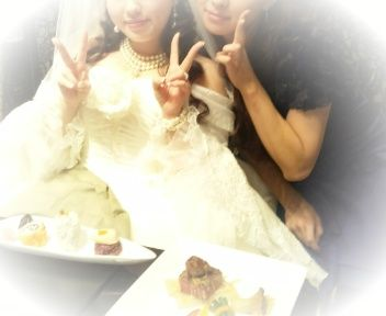 結婚式およばれでした