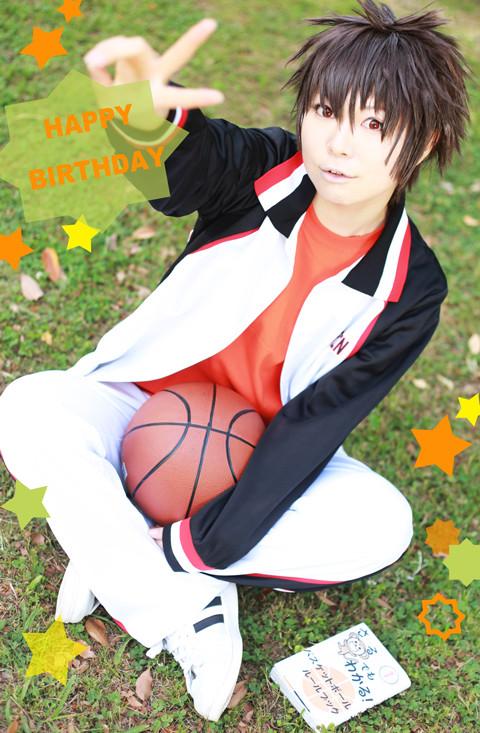 【黒子のバスケ】【小金井\おたおめ/】