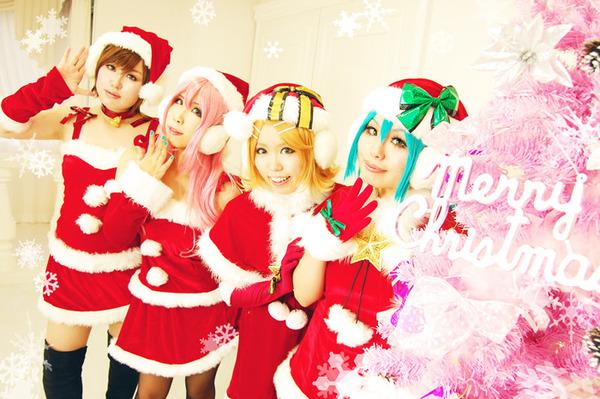 メリクリ!!【VOCALOID:クリスマスモジュール】