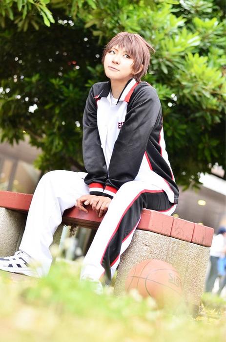 【黒バス:コス写真】降くんおたおめ!