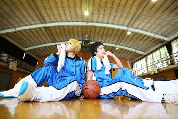 【黒子のバスケ】【黄瀬と笠松先輩】