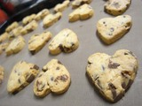 クッキーハート並べ