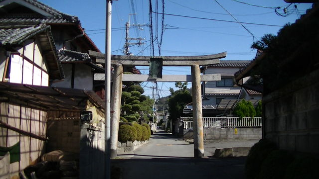 ahisats3のブログ : 飛鳥戸神社...